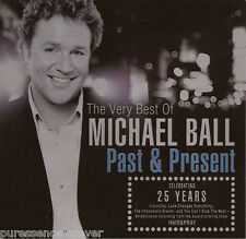 MICHAEL BALL - The Very Best Of: Past & Present (UK 20 Tk CD Album)
