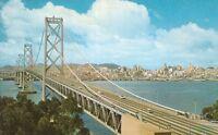 ESTADOS UNIDOS TARJETA POSTAL- SAN FRANCISCO Oakland Bay