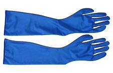lange Handschuhe Glanz elastisch dehnbar Elasthan verschiedene Farben und Größen