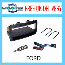 FORD FIESTA MK 4 1995-2002  PANEL SURROUND ADAPTOR FASCIA STEREO FITTING KIT F8