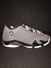 Nike Air Jordan Retro OG Graphite Grey 14s Size 7 GS Kids OG Box Rare