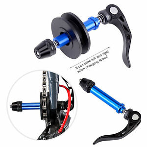 NEW Bicycle Cycling Chain Keeper Roller for Bike Dummy Hub Tensioner Tool Sweet