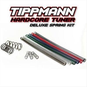 TechT Paintball Hardcore Tuner Deluxe Spring Kit For Tippmann A5 M98 & Similar