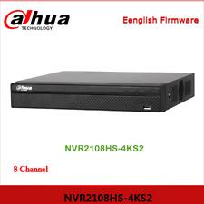 Dahua NVR2108HS-4KS2 8Ch Compact 1U 4K H.265 Network Video Recorder HDMI/VGA