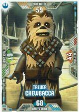 Lego Star Wars Series 2 Trading Cards Card No. 15 Loyal Chewbacca