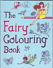 The Fairy Colouring Book by Ann Kronheimer- NEW