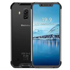 Blackview BV9600E 4GB+128GB Handy IP68 4G Smartphone Wasserdicht 6.21'' AMOLED
