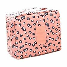 US Women Makeup Cosmetic Bag Case Pouch Toiletry Wash Travel Organizer Camping