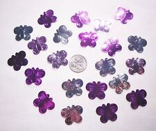 Wedding Table Scatters Foil Confetti Hippie Butterfly Mix x 3
