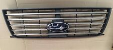 SUBARU FORESTER GEN 2 SERIES 2 06-08 FRONT GRILL WITH LOGO GENUINE