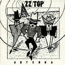 "ZZ TOP ""ANTENNA"" CD NEUWARE"