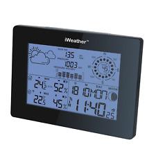 Holman iWeather Digital Weather Station Indoor Outdoor Wireless Accessories