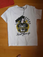 tee shirt  IKKS  6  ans NEUF avec étiquette