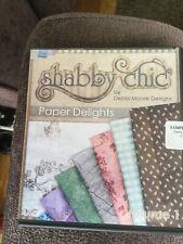 Debbi Moore Designs CD Rom - Shabby Chic Paper Delights Volume 1