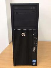 Station de travail HP Z210-Intel Core i3-2100@3.10GHz, 8 Go, 250 Go, Win10 Pro