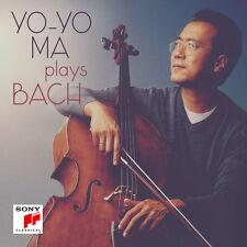 Yo-Yo Ma - Yo-Yo Ma Plays Bach [New CD]