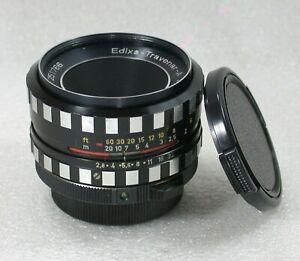 A.Schacht Ulm Edixa-Travegon 50mm F2.8 Manual Focus Lens M42 Fit No. 251766