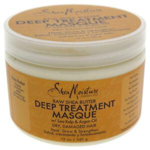 Shea Moisture Raw Shea Butter Deep Treatment Masque 354.0 ml Hair Care