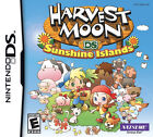 Harvest Moon DS: Sunshine Islands (Nintendo DS, 2009)