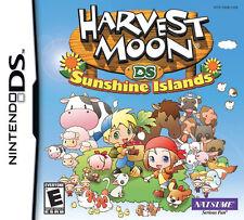 Harvest Moon: Sunshine Islands NDS New Nintendo DS