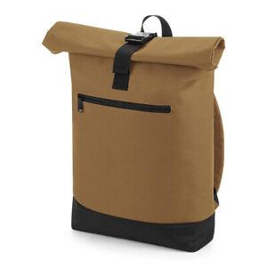Rucksack Roll Top Backpack Tasche Shopper Bag Bike S69bg855