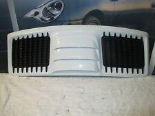 PORSCHE 991  991 TURBO FACELIFT  LUFTEINLASS GITTER WEISSMETALLIC S9R AIR INTAKE