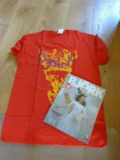 BJORK - ULTRA RARE SEALED SPECIAL ISSUE FROM 2007 + PROMO TEE SHIRT - !!!!!!!!!