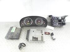 2003 FORD MONDEO 2.0 Diesel ECU + BSI Kit Lock Set 1S7F-10849-KF FMBA