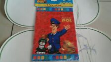 postman pat party loot bags pkt of 8