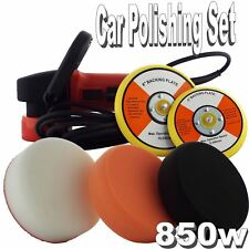 Deltalyo Kestrel 850w Electric Polisher Sander Buffer Car Foam Polishing Pads