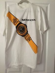 TAG Heuer Tee Shirt Blast From Past New Never Worn See Photos