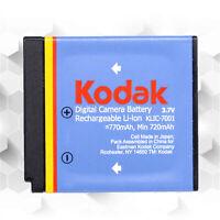 Original Kodak KLIC-7001 Digital Camera Battery For Kodak M341 M340 M320 M1073