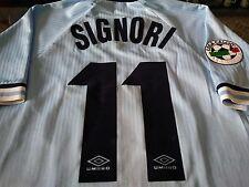 Signori Lazio Maglia Shirt Trikot Jersey Maillot 1997-98 Issue