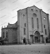 VINTAGE-negativo-Bologna-Italia - ITALY-ITALIA-ARCHITETTURA EDIFICIO - 1930er-4