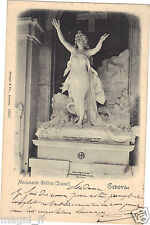 Italie - GENOVA - Monumento Ghilino (Scanzi)