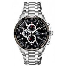 CASIO EDIFICE EF-539D-1AVEF Mens/Gents Chronograph Watch NEW EF539D1AVEF