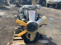 2004 Mercedes OM 904LA Diesel Engine, 170HP, Approx. 1K Miles. All Complete