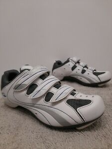 Specialized Spirita Body Geometry Women's Road Cycling Shoes UK 5 White Cleats