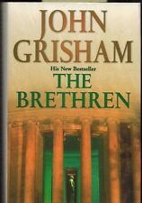 The Brethren by John Grisham (Hardback, 2000)...Hardcover...VGC