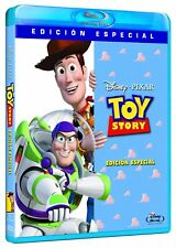 Toy Story (edición especial). Disney - Pixar. Blu Ray (bd). nueva y precintada