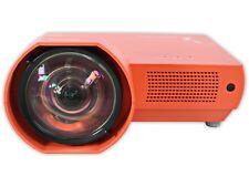 Promethean PRM-20 LCD Short Throw Projector 2000 ANSI HD 1080i HDMI w/Adapter