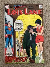 SUPERMAN'S GIRL FRIEND LOIS LAN #91 FN (DC 1969)