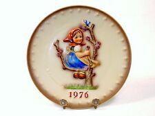 """Apple Tree Girl"" ~ Mj Hummel 1976 Collector Plate ~ Goebel 6th Annual #Js-15"