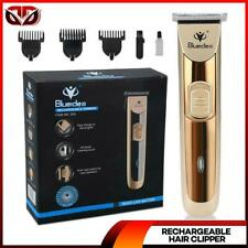 Electric Rechargeable Hair Clipper Trimmer Grooming Men Beard Shaver Razor Pro