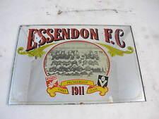 ESSENDON FC 1911 PREMIERSHIP MIRROR, AFL