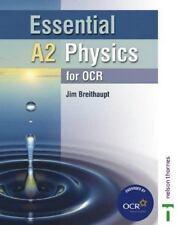 Essential A2 Physics for Ocr, Breithaupt, Jim, New Book
