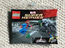 Lego Marvel Super Heroes-Spider Man Super Jumper - 30305