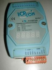 ICP CON i-7188EXD  Embedded Internet/Ethernet Controller Used C60