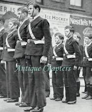 Children's Church Barking Rd West Ham Boys Brigade 1938 Photo Article A896