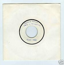 45 RPM SP TEST PRESSING ANNIE CORDY FLEUR DE PAPILLON